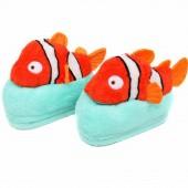 Тапочки Рыбка Клоун